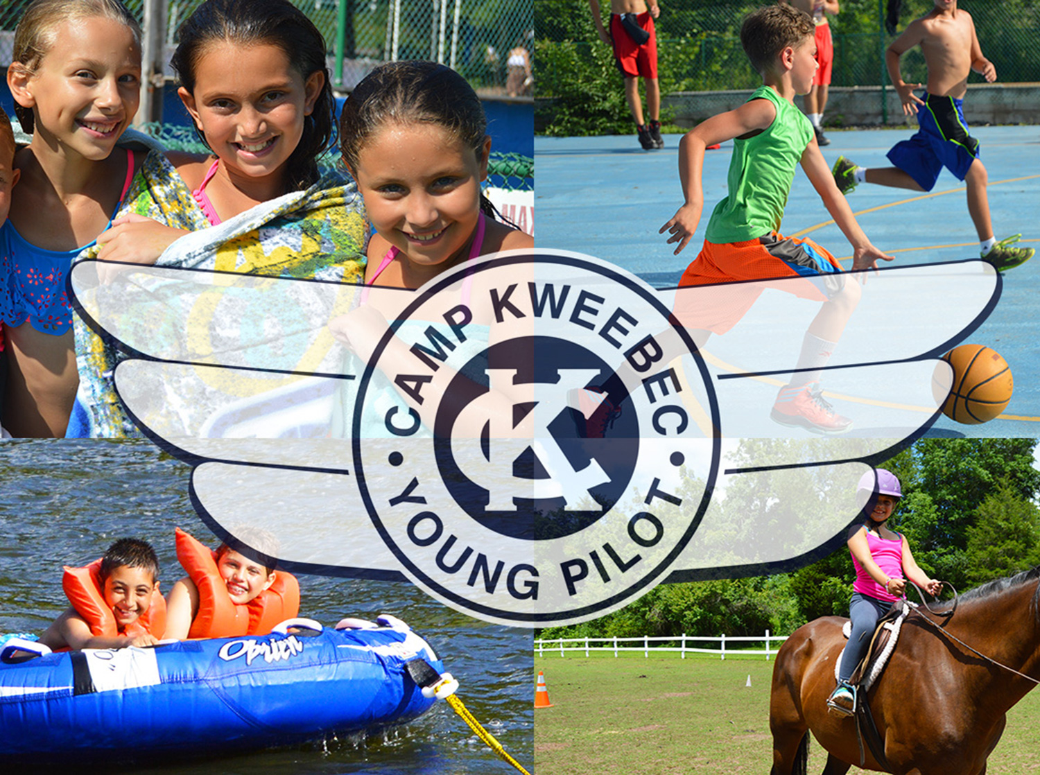 Camp Kweebec 2 Week Session